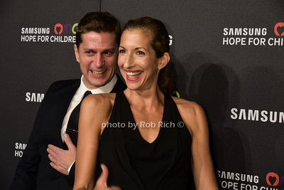 Rob Thomas, Alysia Reiner photo by Rob Rich/SocietyAllure.com © 2015 robwayne1@aol.com 516-676-3939