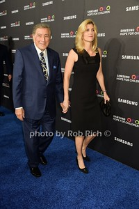 Tony Bennett, Susan DiBeneditto photo by Rob Rich/SocietyAllure.com © 2015 robwayne1@aol.com 516-676-3939