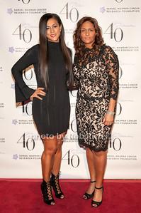 Samantha Jones and Madekine Ginono
