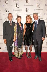 Larry Levine, Megan Squier, Ellen and Rick Miller