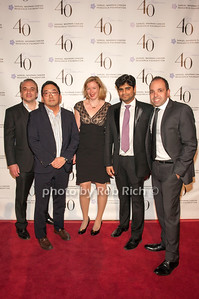 Lan Kahn, James Yoon, Liz Simons, Gaurau Malhotra and Scott Gootzeit