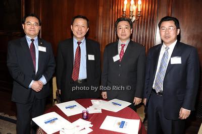 Jim Chu, Devin Shi, Kenny Zhang, Chris Xu photo by Rob Rich © 2011 robwayne1@aol.com 516-676-3939
