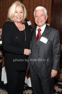 Rosemarie Taglione, Nasser Kazeminy photo by Rob Rich © 2011 robwayne1@aol.com 516-676-3939