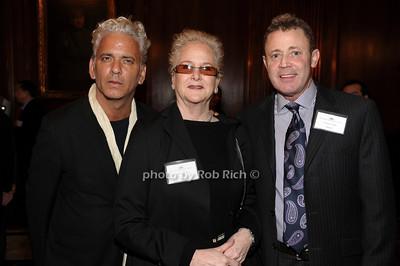 Ken Petti, Suzanne Mullen, Gerard Cahill photo by Rob Rich © 2011 robwayne1@aol.com 516-676-3939
