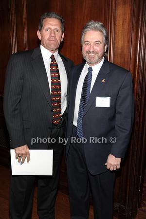 Chief Steve Silks, Wally Zeins<br /> photo by Rob Rich © 2011 robwayne1@aol.com 516-676-3939