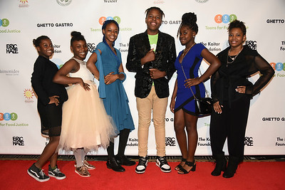 Teens for Food Justice 2019 Gala