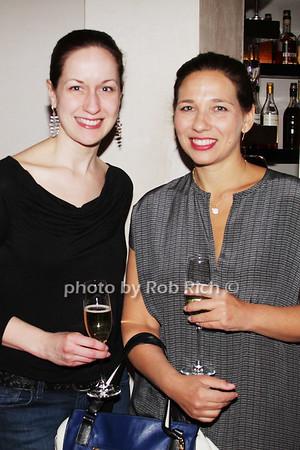 Jean Marie Kevins and Rachel Abramson