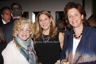 Stephanie Mudick, Kathy Soll and Cathy Cramer