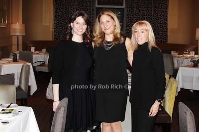 Tara Swibel, Kathy Soll and Chana Chenfeld