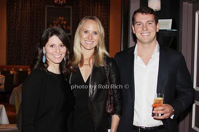 Tara Swibel, Kim Meyer and Guy Lachman