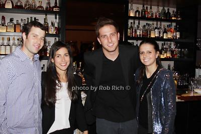 Elie Kobrin, Elena Kobrin, Jenni Norotsky and Jordan Pollak
