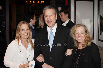 Debbie Spero, Steve Soll and Janice Shepps