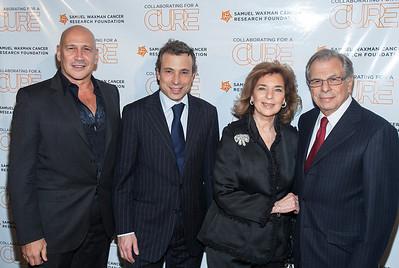 Carmen Marc Valvo, Spencer Waxman, Marion Waxman, Samuel Waxman