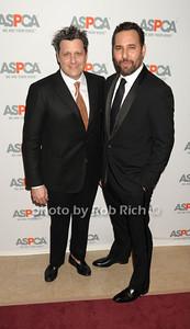 Issac Mizrahi and Arnold Germer photo by Rob Rich/SocietyAllure.com © 2013 robwayne1@aol.com 516-676-3939