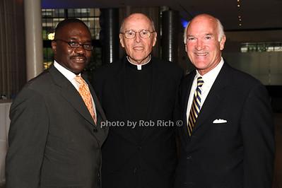 David Williams, Father Fagen, Tom Cullen photo by Rob Rich/SocietyAllure.com © 2012 robwayne1@aol.com 516-676-3939