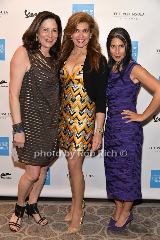 Christine Boeke, Lauren Vernon, Heidi Mitchel