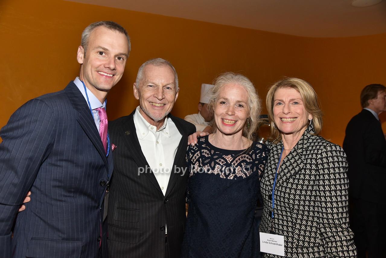 Kevin Ryan, Rob Davis, Cristine Crowther, Linda Schoenthalerphoto by Rob Rich/SocietyAllure.com © 2016 robwayne1@aol.com 516-676-3939