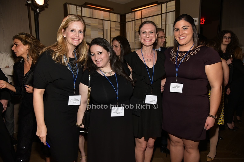 Sarah McNamara, Jennifer Grubman, Juliet Herzberg,Melissa Stranieri
