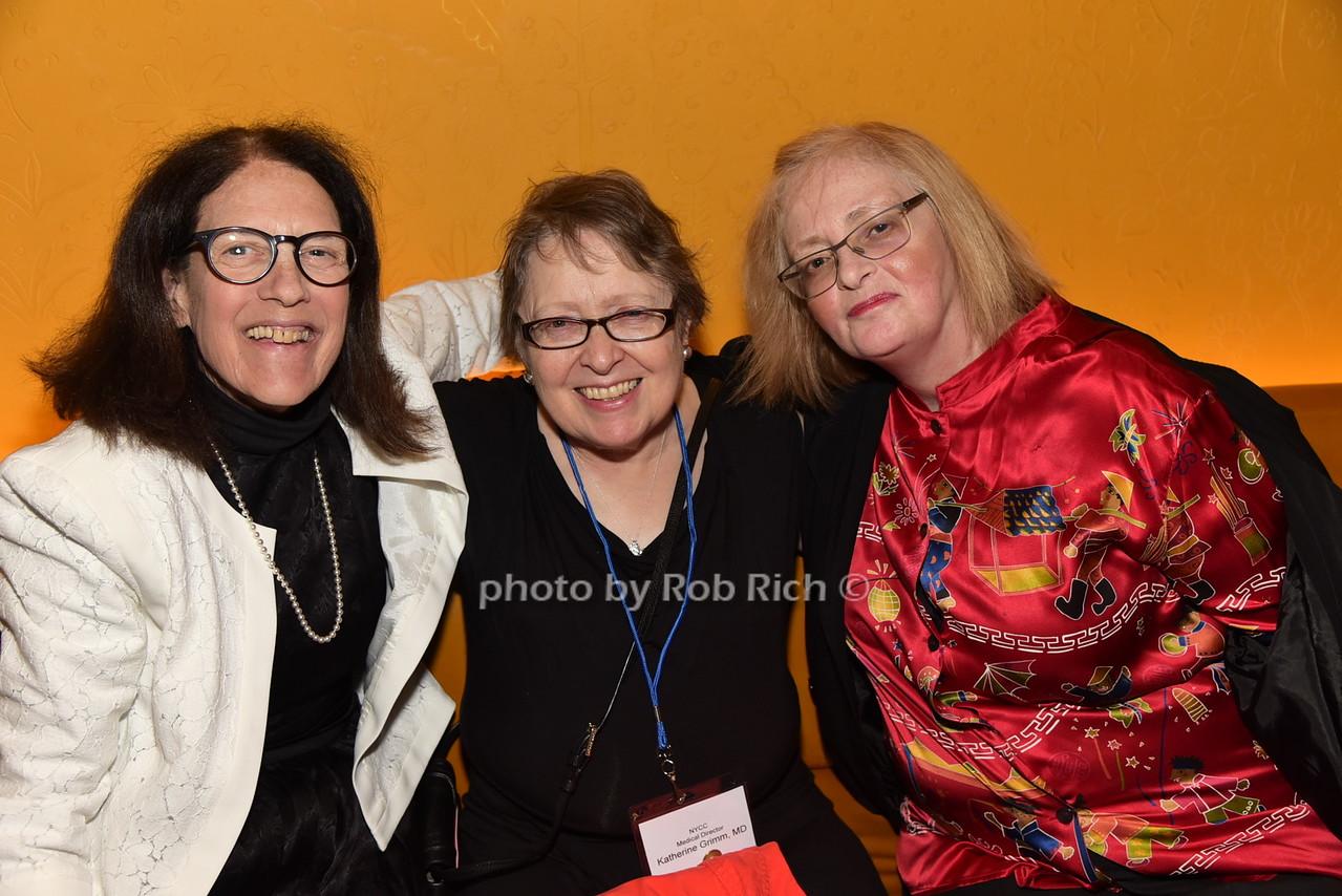 Marilyn Schiller,Dr.Katherine Grimm, Christine Garciaphoto by Rob Rich/SocietyAllure.com © 2016 robwayne1@aol.com 516-676-3939