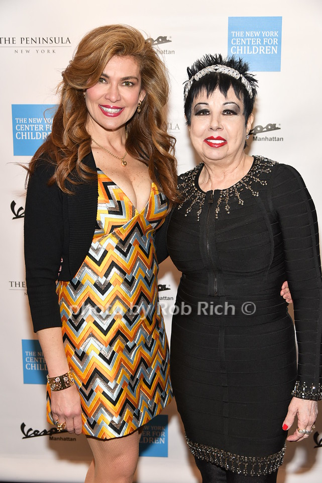 Lauren Vernon, Rosemarie Ponzo