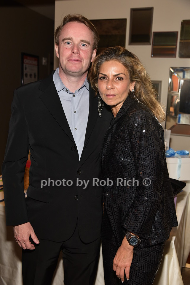 Colin Mitchell, Eva Lorenzotti