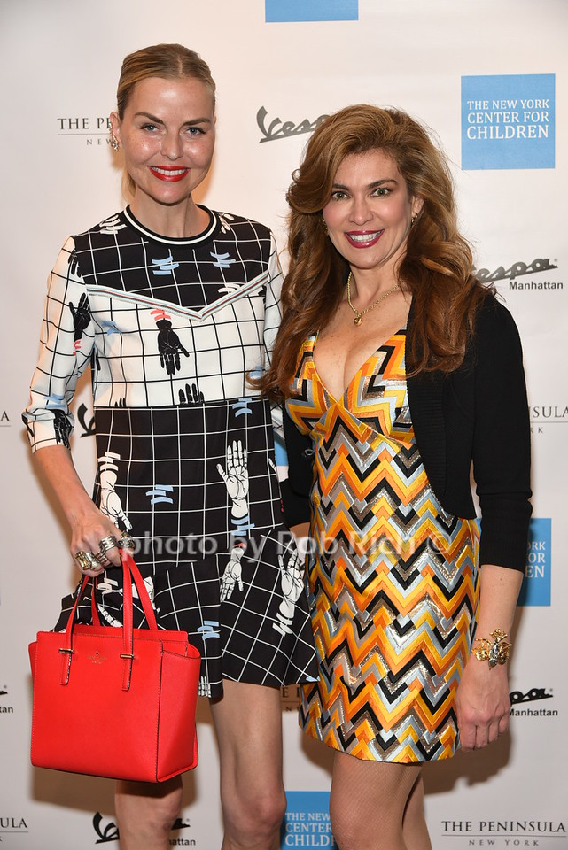 Barbara Regna, Lauren Vernon