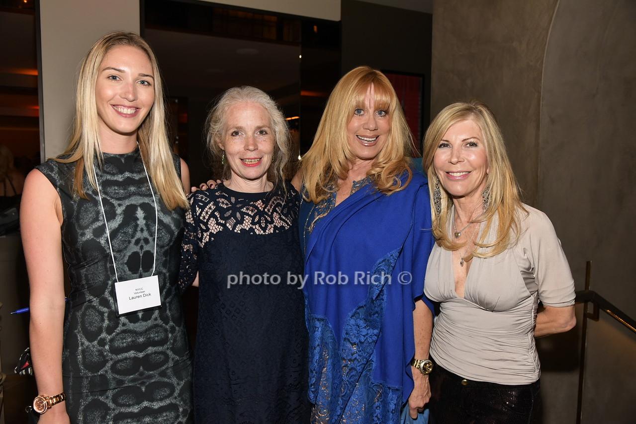 Lauren Dick, Christine Crowther, Caroline Lieberman, Regina Kravitzphoto by Rob Rich/SocietyAllure.com © 2016 robwayne1@aol.com 516-676-3939
