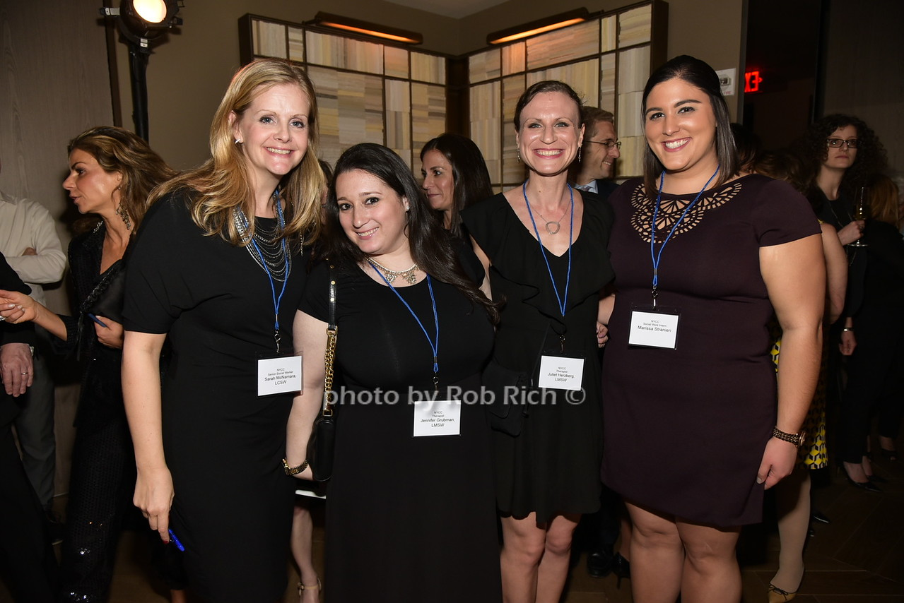 Sarah McNamara, Jennifer Grubman, Juliet Herzberg,Melissa Stranieriphoto by Rob Rich/SocietyAllure.com © 2016 robwayne1@aol.com 516-676-3939