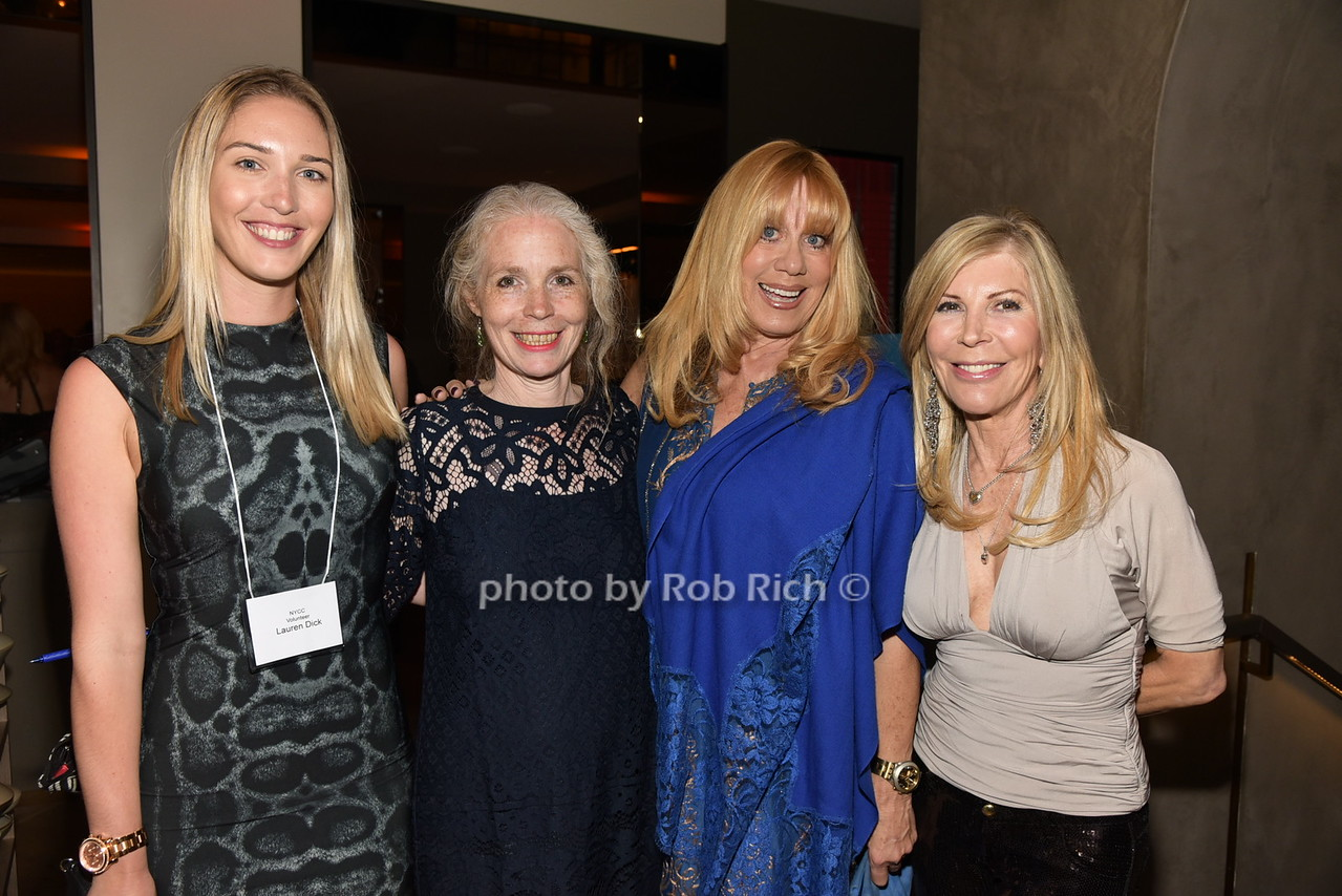 Lauren Dick, Christine Crowther, Caroline Lieberman, Regina Kravitz