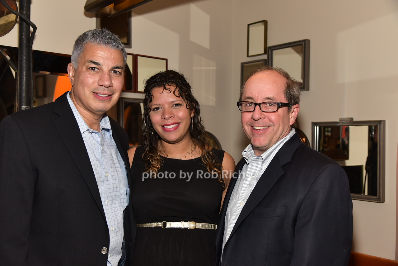 Michael Varchment, Keila Rodriguez, Kevin Flaggphoto by Rob Rich/SocietyAllure.com © 2016 robwayne1@aol.com 516-676-3939
