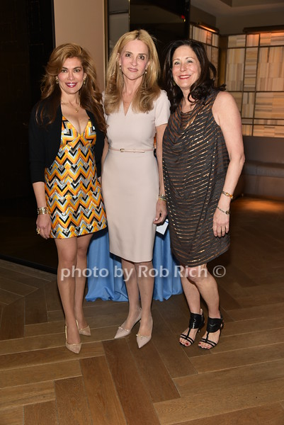 Christine Rales, Lauren Vernon, Christine Boeke