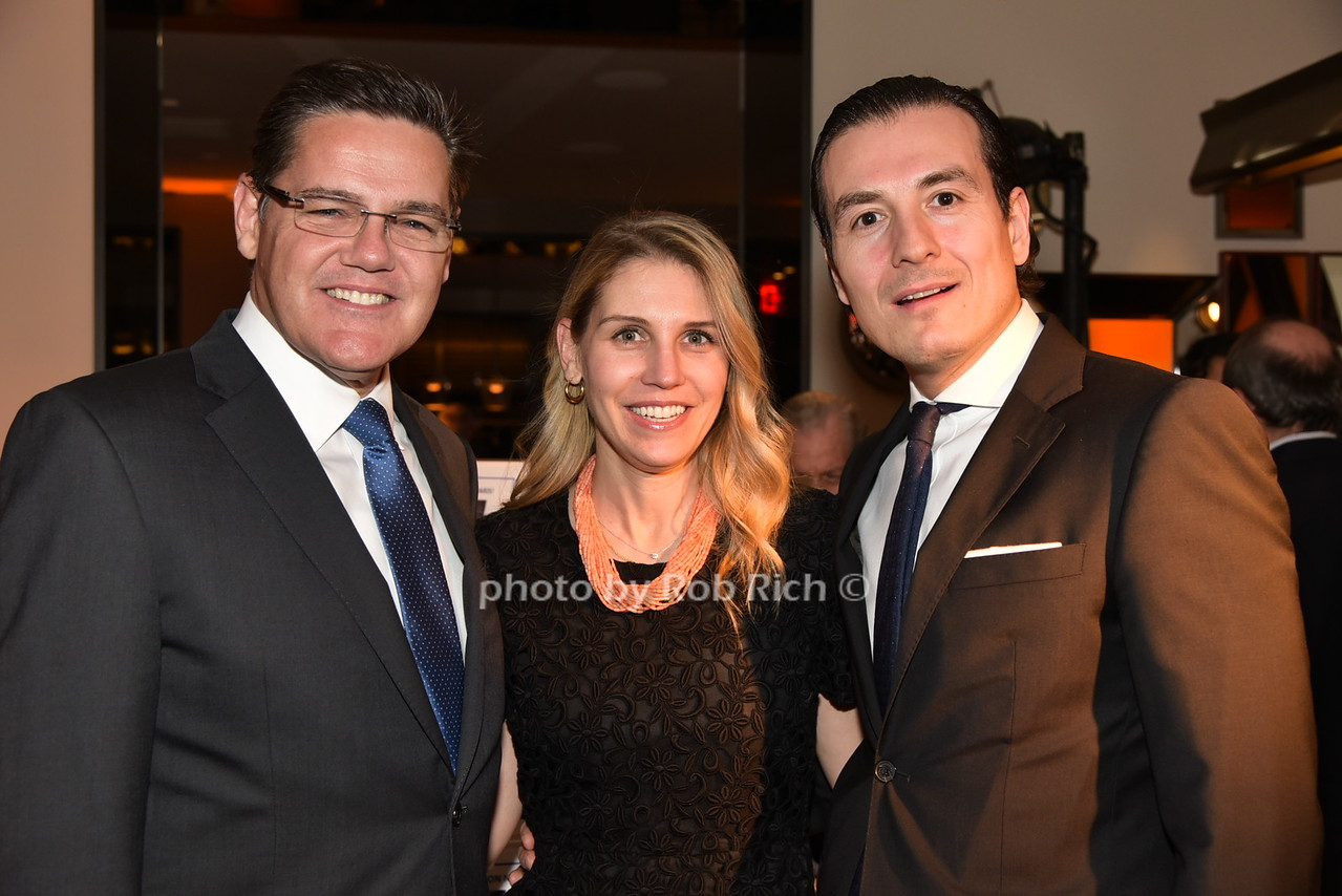 Jonathan Crook, Krista Rosentreter, Alpan Keskin