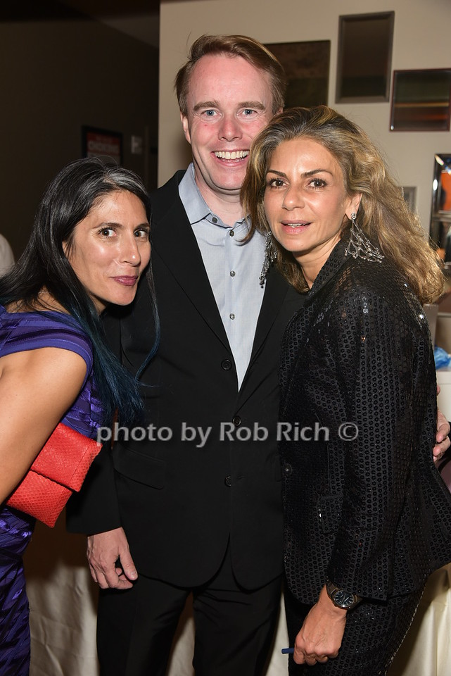 Heidi Mitchel,Colin Mitchell, Eva Lorenzottiphoto by Rob Rich/SocietyAllure.com © 2016 robwayne1@aol.com 516-676-3939