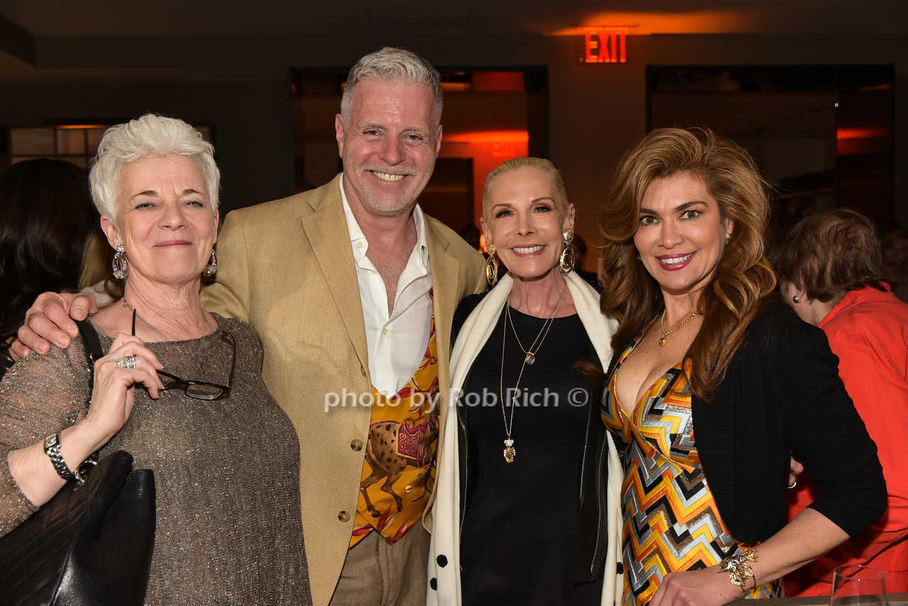 Maryanne Dittman, Michael Milton, Michele Herbert, Lauren Vernonphoto by Rob Rich/SocietyAllure.com © 2016 robwayne1@aol.com 516-676-3939