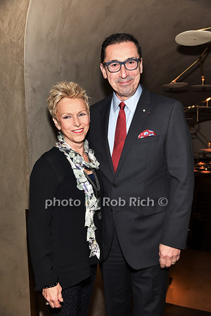 Lyn Nigro, Daniel Nigro (Fire Commissioner-NYC) photo by Rob Rich/SocietyAllure.com © 2016 robwayne1@aol.com 516-676-3939