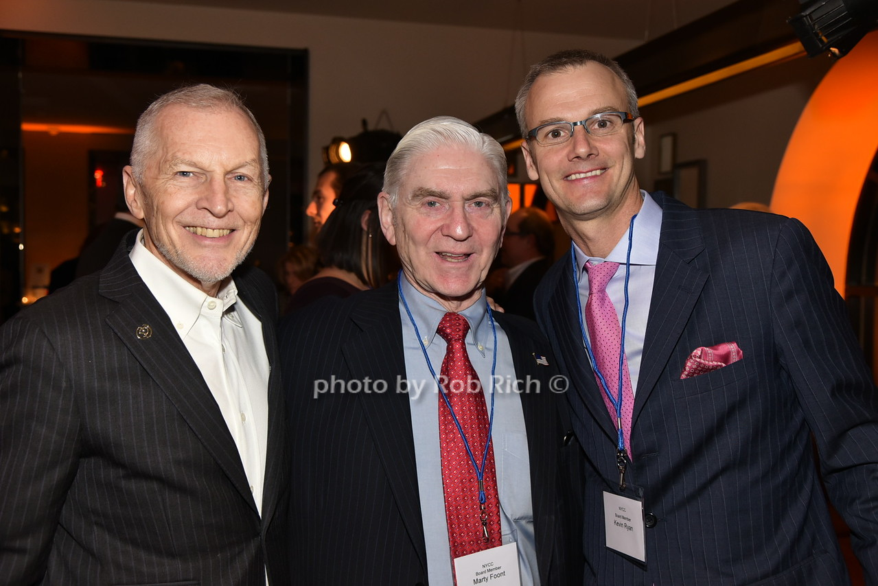 Rob Davis, Marty Foont, Kevin Ryan