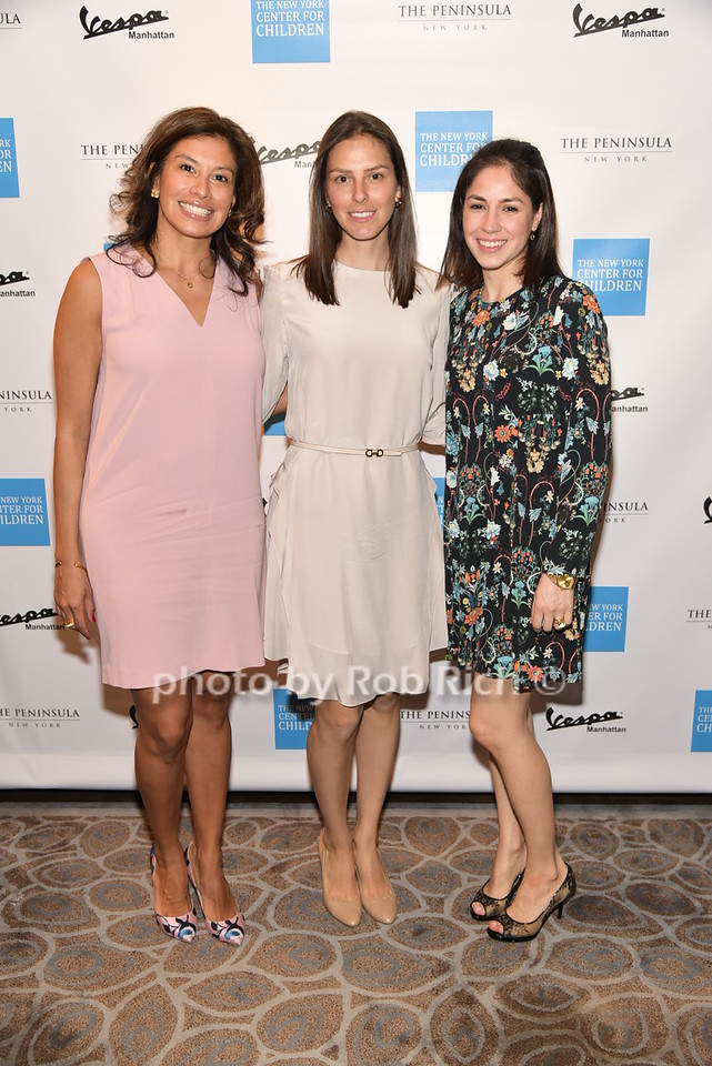 Joanne Rivera, Natalie Emerson, Stacey Averbuch