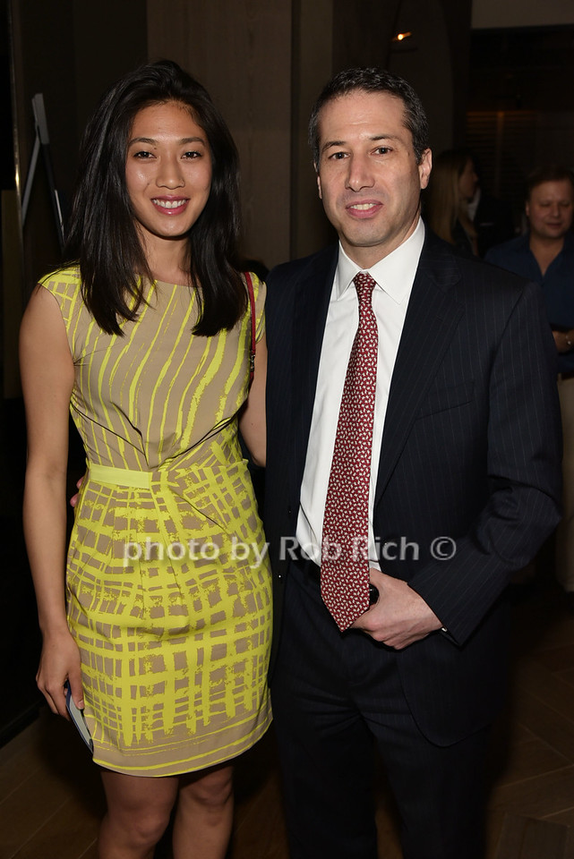 Mei Chu, John Troisi