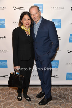 Maria Mendoza, Howard Anchin photo by Rob Rich/SocietyAllure.com © 2016 robwayne1@aol.com 516-676-3939