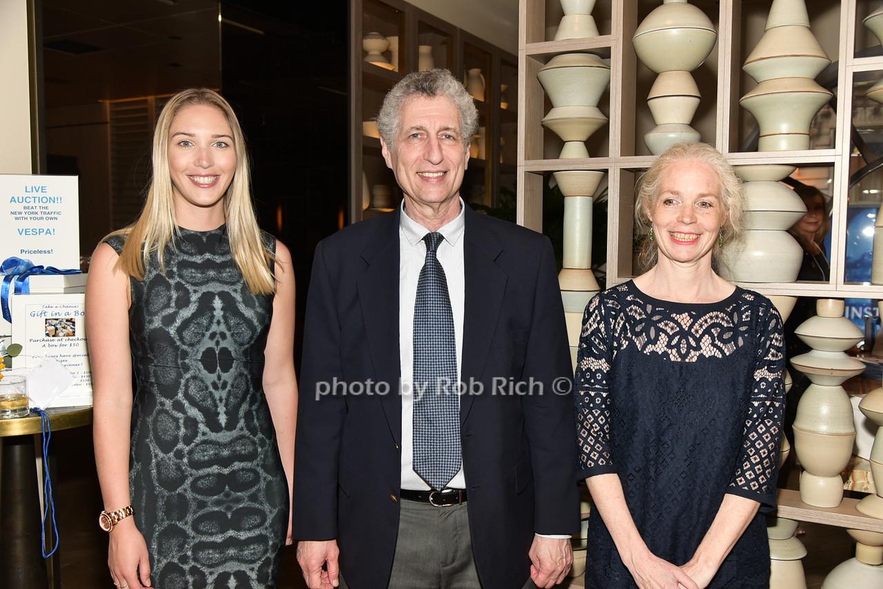 Lauren Dick, Edward Greenblat,Phd., Christine Crowtherphoto by Rob Rich/SocietyAllure.com © 2016 robwayne1@aol.com 516-676-3939