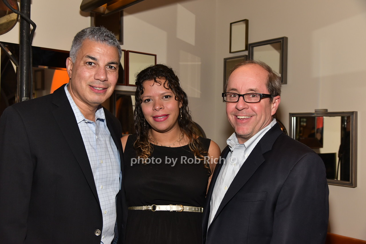 Michael Varchment, Keila Rodriguez, Kevin Flagg