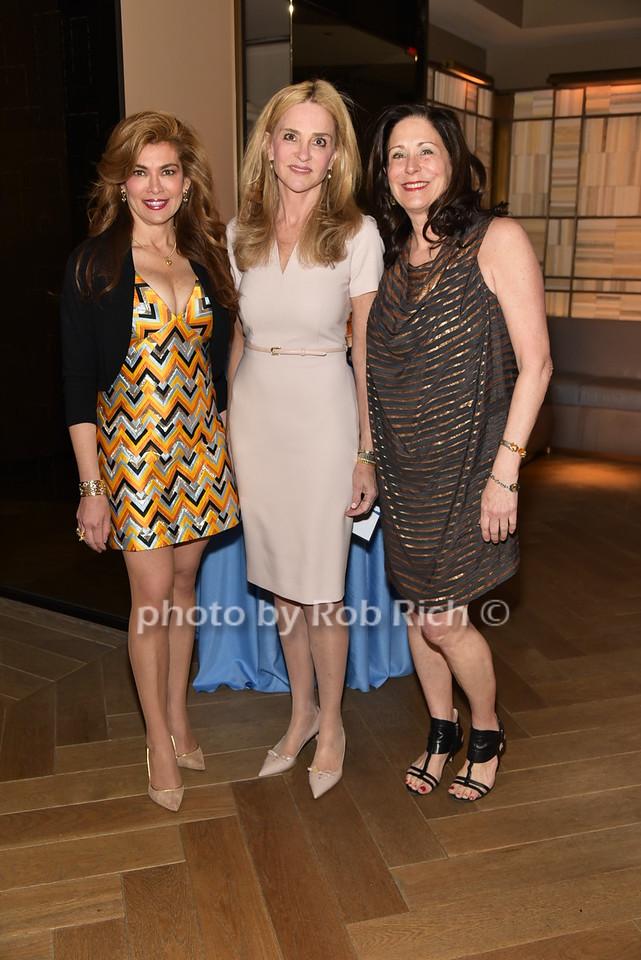 Christine Rales, Lauren Vernon, Christine Boekephoto by Rob Rich/SocietyAllure.com © 2016 robwayne1@aol.com 516-676-3939