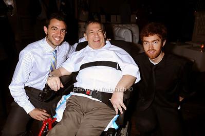Charles Leisenring, Steve Sharpiro, Zach Donohue photo by Rob Rich © 2010 robwayne1@aol.com 516-676-3939