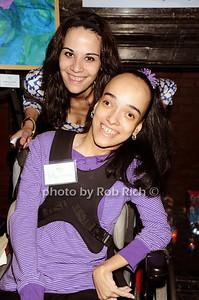 Neftha Santiago, Anne Hoffmaiz photo by Rob Rich © 2010 robwayne1@aol.com 516-676-3939