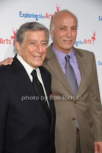 Tony Bennett, Danny Bennett photo by Rob Rich/SocietyAllure.com © 2013 robwayne1@aol.com 516-676-3939