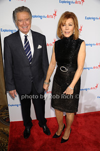 Regis Philbin, Joy Philbin photo by Rob Rich/SocietyAllure.com © 2013 robwayne1@aol.com 516-676-3939