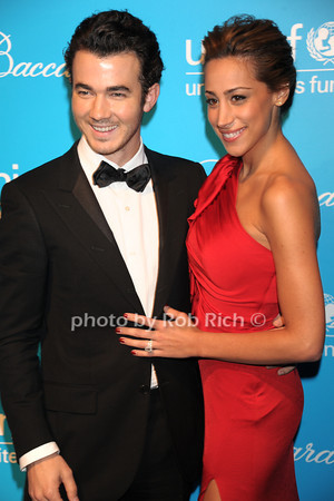 Kevin Jonas, Danielle Jonas photo by Rob Rich/SocietyAllure.com © 2011 robwayne1@aol.com 516-676-3939