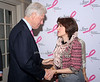 Bill Clinton and  Mrs. Evelyn Lauder at The Breast Cancer Research Foundation Luncheon at the Warldorf Astoria in Manhattan on 10-27-10.photo by Rob Rich © 2010 robwayne1@aol.com 516-676-3939