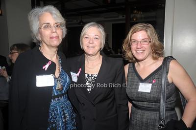 guest, Christine B. Ambrosone, Mary Beth Terry photo by Rob Rich © 2010 robwayne1@aol.com 516-676-3939