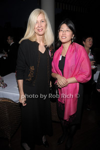 Annette Stanton, Nancy U. Lin photo by Rob Rich © 2010 robwayne1@aol.com 516-676-3939